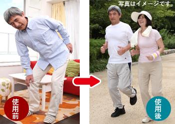 肩こり・膝痛・腰痛改善